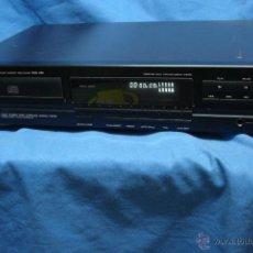 Radios antiguas: DENON PCM AUDIO TECHNOLOGY DISC PLAYER DCD - 480- ALTA GAMA- CON MANDO - FUNCIONA. Lote 47404508