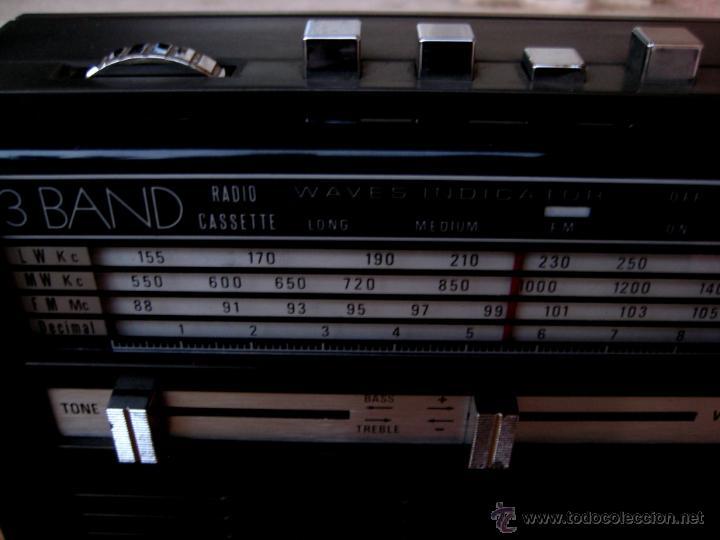 Radios antiguas: RADIO KÖNIGER 3106 - 3 BAND. SPANISH RECEIVER. - Foto 2 - 47439753