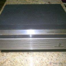 Radios antiguas: GRUNDIG TK-120 DE LUXE (1966). MAGNETÓFONO DE CINTA MAGNÉTICA ABIERTA. Lote 129091568