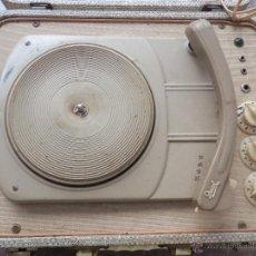 Radios antiguas: TOCADISCOS TOCA DISCOS PICK UP PICKUP DUAL ANTIGUO VINTAGE FUNCIONA TAL CUAL FOTOS W. Lote 107671422