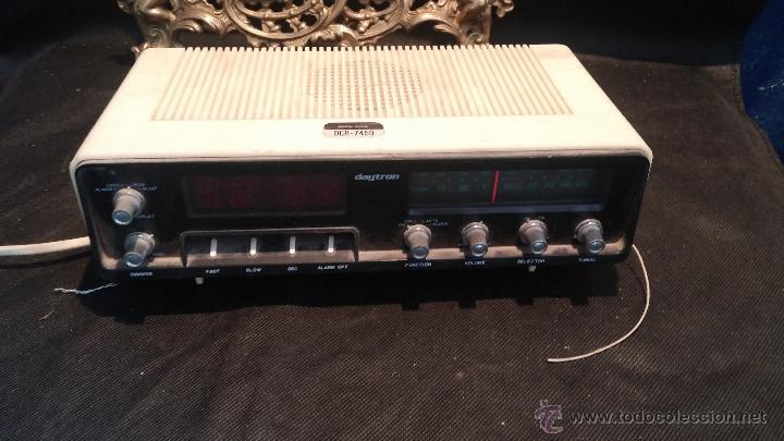 Radios antiguas: Antigua radio de sobremesa - Foto 11 - 47755995