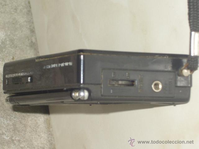 Radios antiguas: RADIO TRANSISTOR INTERNACIONAL.FUNCIONANDO. - Foto 4 - 47771411