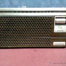 Radios antiguas: RADIO GRUNDIG TOP BOY 600. Lote 47850543