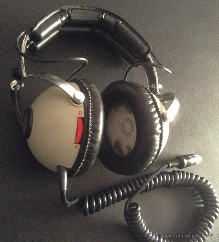 Radios antiguas: auriculares cascos vintage hifi philips n6302 en su caja original nuevos - Foto 2 - 47879309