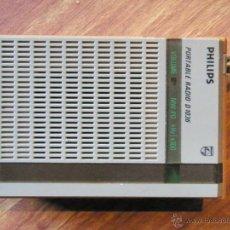 Radios antiguas: TRANSISTOR PHILIPS EN MUY BUEN ESTADO FUNCIONANDO . Lote 48160970