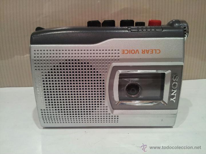Antigua grabadora sony perfecto estado y funcio comprar radios transistores y pick ups en - Fotos radios antiguas ...