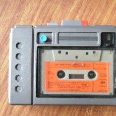 Radios antiguas: GRABADORA REPRODUCTOR DE CASSETTES IC MADE IN JAPAN. Lote 48301738