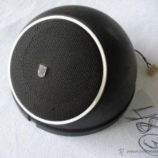 Radios antiguas: ANTIGUO ALTAVOZ PHILIPS MODELO BOLA - EN PERFECTO ESTADO DE FUNCIONAMIENTO . Lote 48690280