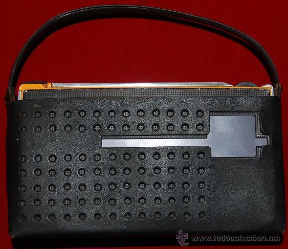 TRANSISTOR RADIO VANGUARD POLARIS 96 PT AM-AÑOS 60 (Radios, Gramófonos, Grabadoras y Otros - Transistores, Pick-ups y Otros)