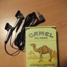 Radios antiguas: RADIO PAQUETE DE CIGARRILOS CAMEL. Lote 48762519