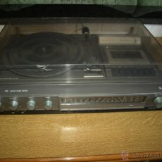 Radios antiguas: RADIO CASETE , TOCADISCOS.. Lote 48829745