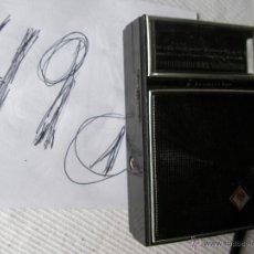 Radios antiguas: ANTIGUO RADIO TRANSISTOR VINTAGE. Lote 49047858