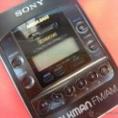Radios antiguas: RADIO CASETTE WALKMAN MEGA BASS. Lote 49064814
