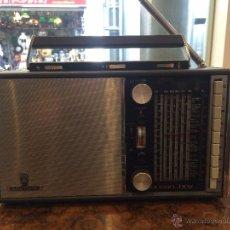 Radios antiguas: RADIO TRANSISTOR GRUNDIG MODELO OCEAN BOY 3000 AÑO 1965. Lote 49110054