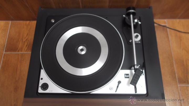 TOCADISCOS ALEMAN DUAL 1224 BETTOR EF-235 1975 (Radios, Gramófonos, Grabadoras y Otros - Transistores, Pick-ups y Otros)