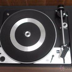 Radios antiguas: TOCADISCOS ALEMAN DUAL 1224 BETTOR EF-235 1975. Lote 49157555