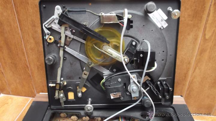 Radios antiguas: Tocadiscos Aleman Dual 1224 Bettor EF-235 1975 - Foto 5 - 49157555