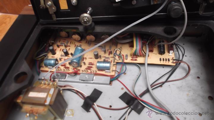 Radios antiguas: Tocadiscos Aleman Dual 1224 Bettor EF-235 1975 - Foto 7 - 49157555