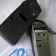 Radios antiguas: ANTIGUO GRABADOR REPRODUCTOR TOHO - MADE IN JAPAN - ENVIO GRATIS A ESPAÑA. Lote 49447356
