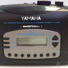 Radios antiguas: RADIO CASET ESTÉREO - YAMAHA DIGITAL TUNING - SIN USO. Lote 49559026