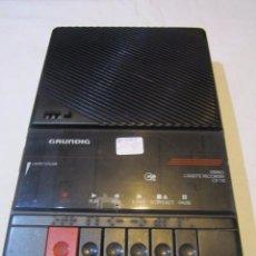 Radios antiguas: CASSETTE GRUNDIG. 17 X 26 CMS.. Lote 49919632
