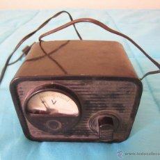 Radios antiguas: ELEVADOR-REDUCTOR DE TENSION. MARCA F.M.. Lote 50158129