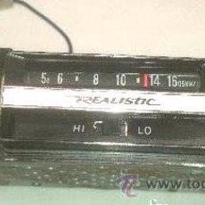 Radios antiguas: RADIO ANTIGUO PARA SEAT .ANOS 60. Lote 50315917