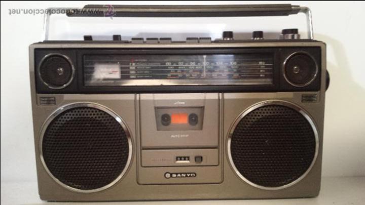 Radio cassette stereo sanyo modelo m 9930k vendido en venta directa 50397302 - Fotos radios antiguas ...