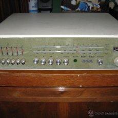 Radios antiguas: RADIO SABA HIFI TUNER TS80 STEREO G AÑO 1971. Lote 126534459