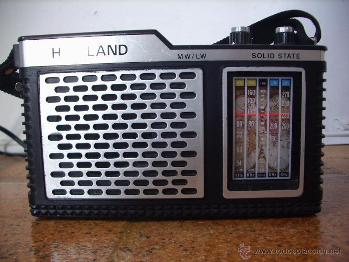 Radios antiguas: RADIO A TRANSISTORES HIIGHLAND - Foto 2 - 27524618