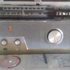 Radios antiguas: RADIO ZENIT. Lote 50564970