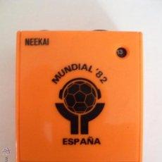 Radios antiguas: ANTIGUA RADIO MUNDIAL '82. Lote 50678292
