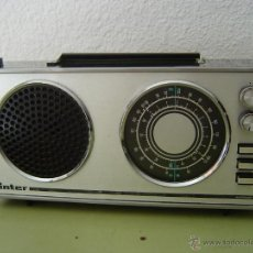 Radios antiguas: RADIO INTER EUROMODUL-118. Lote 50684701