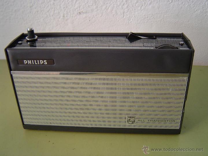 RADIO PHILIPS ALL TRANSISTOR (Radios, Gramófonos, Grabadoras y Otros - Transistores, Pick-ups y Otros)