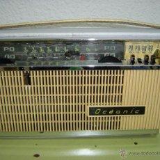 Radios antiguas: ANTIGUA RADIO OCEANC TRITON. Lote 50876116