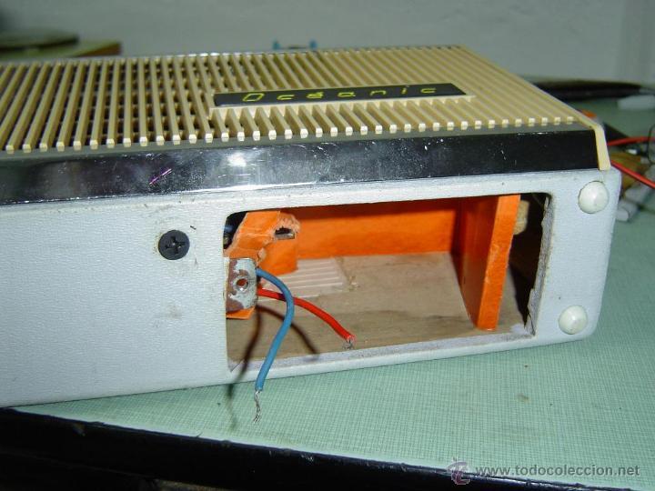 Radios antiguas: ANTIGUA RADIO OCEANC TRITON - Foto 2 - 50876116