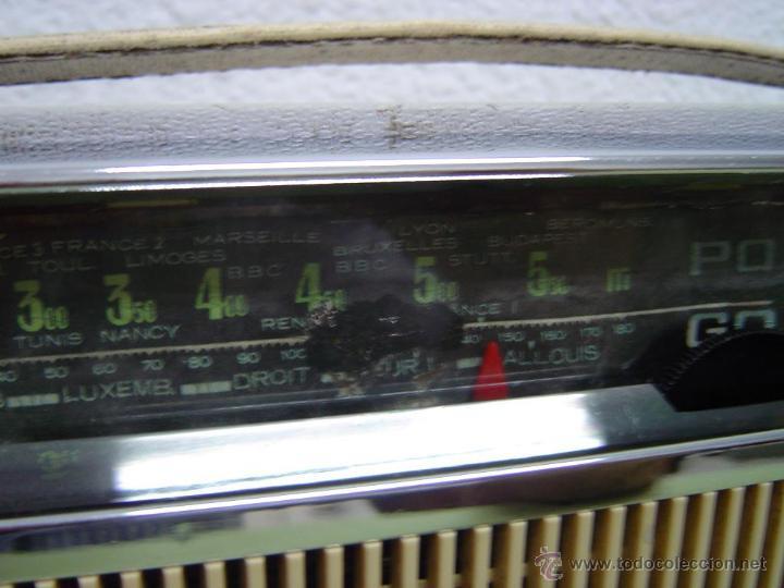 Radios antiguas: ANTIGUA RADIO OCEANC TRITON - Foto 3 - 50876116