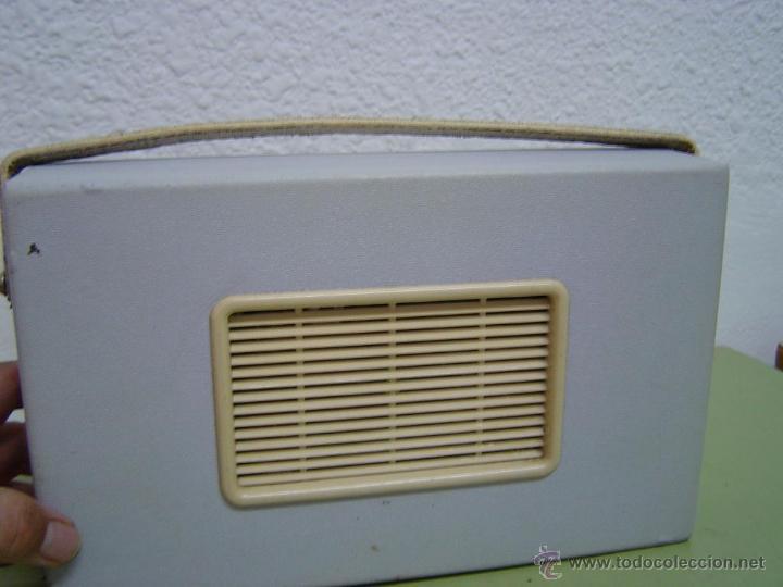 Radios antiguas: ANTIGUA RADIO OCEANC TRITON - Foto 5 - 50876116