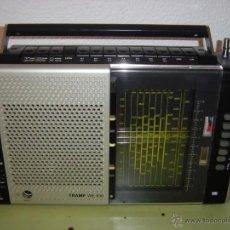 Radios antiguas: RADIO MULTIBANDAS TRAMP WE-100. Lote 50888945