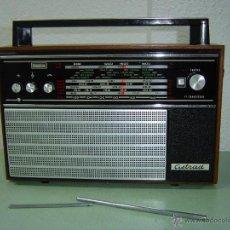 Radios antiguas: RADIO MULTIBANDAS RUSO MODELO ASTRAD. Lote 51429618