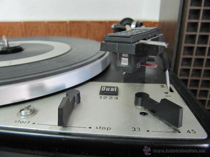 Radios antiguas: PLATO TOCADISCOS BETTOR EF-143. COMPLETO, CON ALTAVOCES, MANUAL DE INSTRUCCIONES... - Foto 11 - 51451178