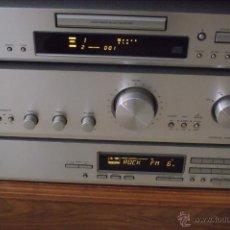 Radios antiguas: ONKYO LECTOR DE CDS.PERFECTO ESTADO.. Lote 51459465