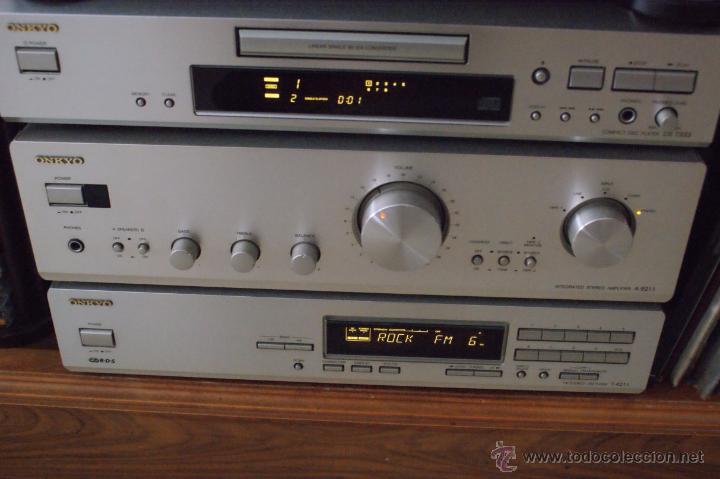 ONKYO RECEIVER DIGITAL.COMO NUEVO. (Radios, Gramófonos, Grabadoras y Otros - Transistores, Pick-ups y Otros)