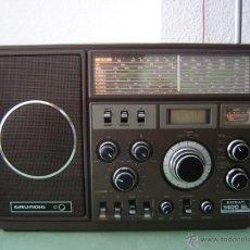Radios antiguas: RADIO MULTIBANDAS GRUNDIG 1400 SL PROFESIONAL. Lote 51464779