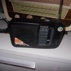 Radios antiguas: RADIO SILVANO. Lote 133337263