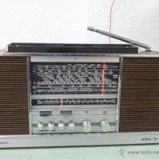 Radios antiguas: RADIO MULTIBANDAS GRUNDIG STEREO CONCERT-BOY 1000. Lote 51511159