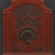 Radios antiguas: APARATO DE RADIO DE COLECCION DE NOSTALGIA DE LA RADIO MODELO ALLOCCHIO 53 PERFECTO FUNCIONAMIENTO. Lote 51637500
