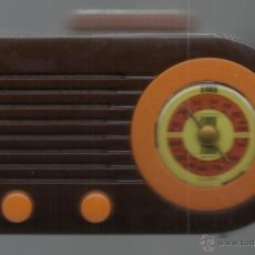 Radios antiguas: APARATO DE RADIO DE COLECCION DE NOSTALGIA DE LA RADIO MODELO FADA115 BULLET PERFECTO FUNCIONAMIENTO. Lote 51637687