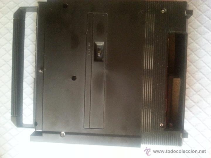 Radios antiguas: RADIOCASETTE GRABADORA RADIOLA MOD. 8070 CON MICROFONO INTEGRADO. AÑOS 80 - Foto 7 - 51790460
