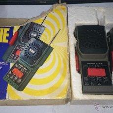 Radios antiguas: CAJA DE WALKIE TALKIE SET MARCA GAKKEN JAPAN AÑOS 70-80 UNA JOYA. Lote 51959209